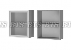 Шкаф настенный 1-дверный со стеклом 6В2