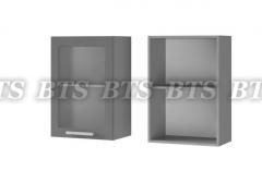 Шкаф настенный 1-дверный со стеклом 5В2