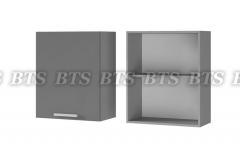 Шкаф настенный 1-дверный 6В1