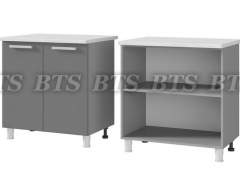 Шкаф-стол рабочий 2-дверный 8Р1
