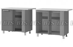 Шкаф-стол угловой 10УР2
