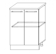 ШН 600 Шкаф нижний кухня София