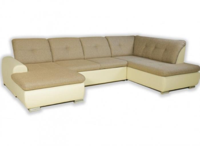 модульный угловой диван Ника - фото 1