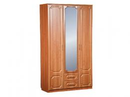 Шкаф распашной 3-х дверный - фото 1