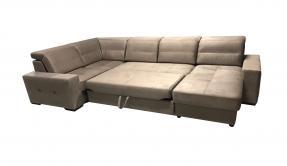 Большой угловой диван Престиж 17 - фото 1