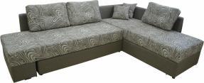 """Угловой диван с поворотным механизмом """"Канкун"""" - фото 1"""