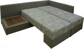 """Угловой диван с поворотным механизмом """"Канкун"""" - фото 2"""