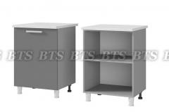 Шкаф-стол рабочий 1-дверный 6Р1