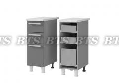 Шкаф-стол с 3-мя ящиками ЗРЗ