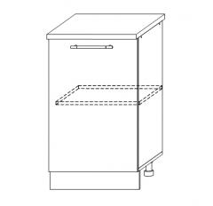 ШН 500 Шкаф нижний кухня София
