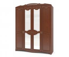 "Шкаф распашной 4-х дверный ""Лотос"" - фото 1"