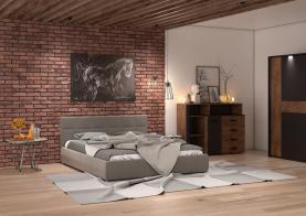 Кровать ГЕРТА - фото 1