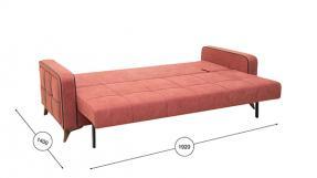 Диван-кровать черри - фото 3