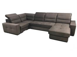 Большой угловой диван Престиж 17 - фото 4